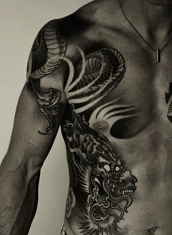Dragon Tattoo Designs For Men And Women
