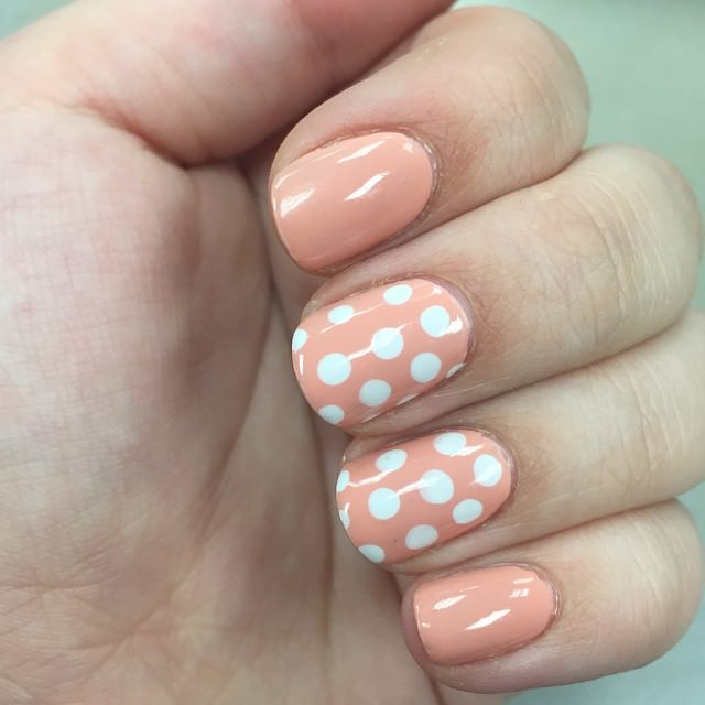 Cute and Simple Nailart