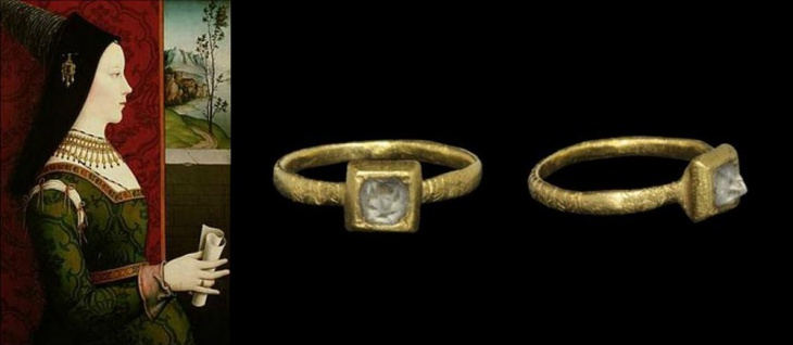 First Known Diamond Ring