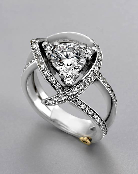 Creative Diamond Ring