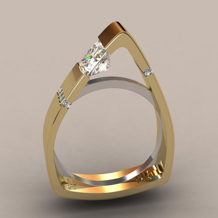 Wedding Diamond Ring Design