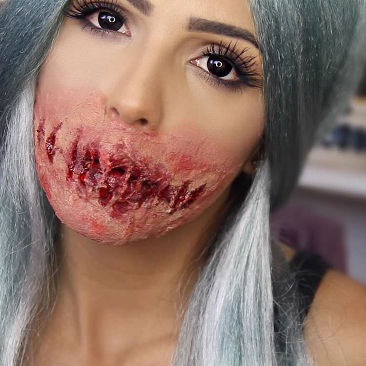 halloween makeup women