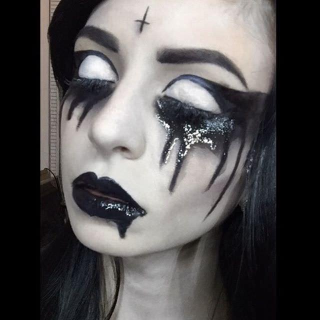 halloween makeup trend