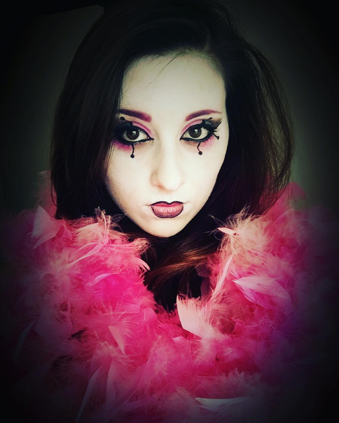 Halloween makeup design 6