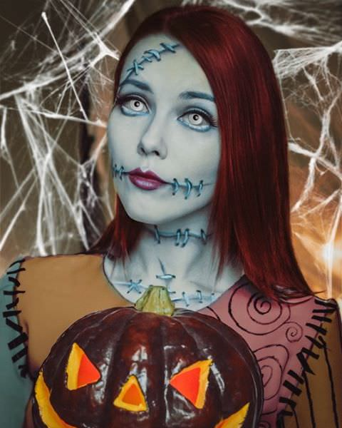 Halloween makeup trends for 2015
