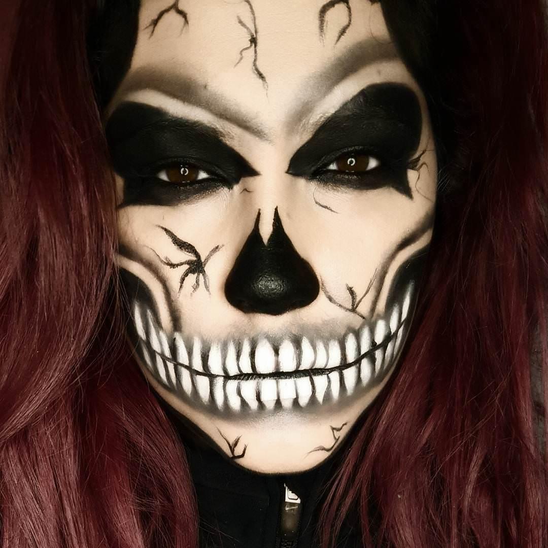 Halloween makeup trend 4
