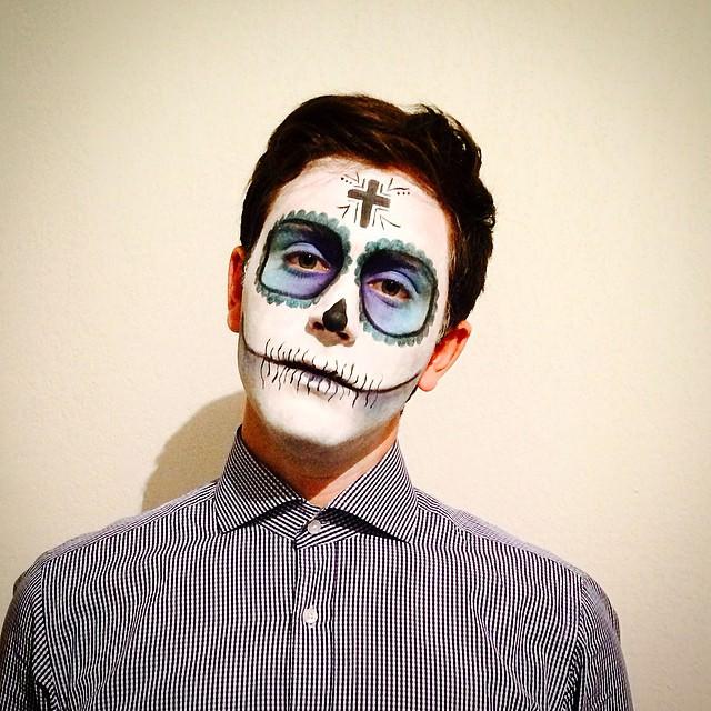 Halloween men