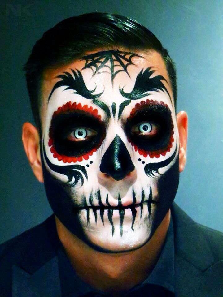 58+ Halloween Makeup Designs Ideas For Women Men And Kids | Design Trends - Premium PSD ...
