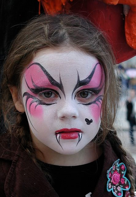 halloween makeup trends for kids