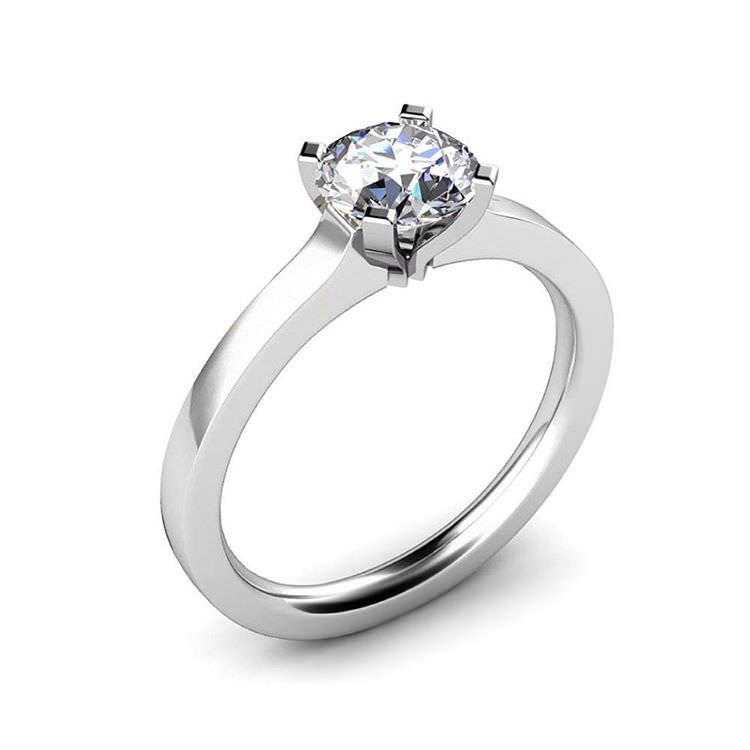 Wongs Engagement Ring