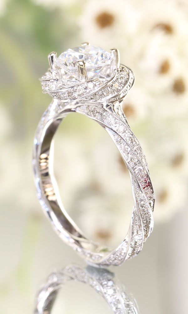 Stun Engagement Ring