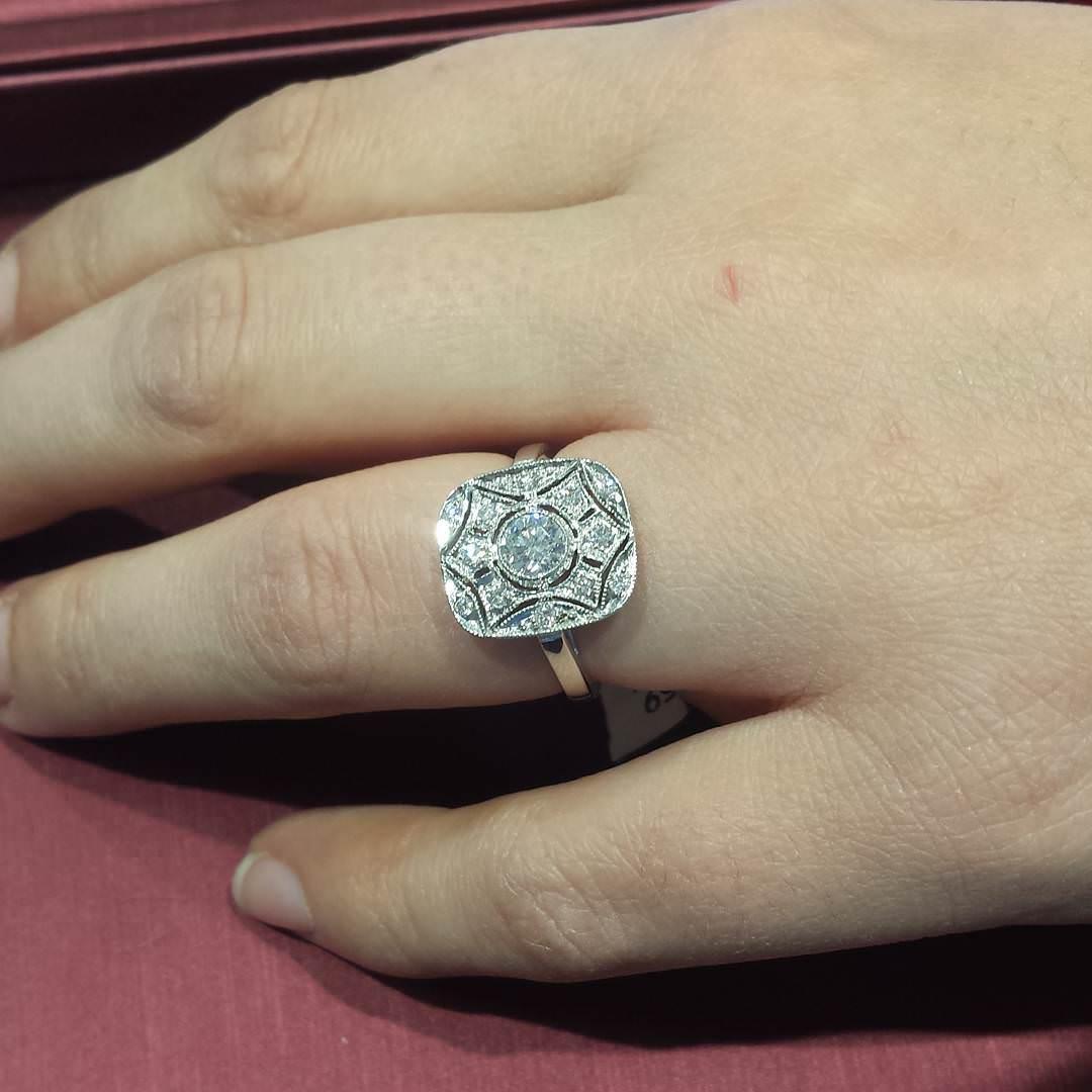 heera engagement ring