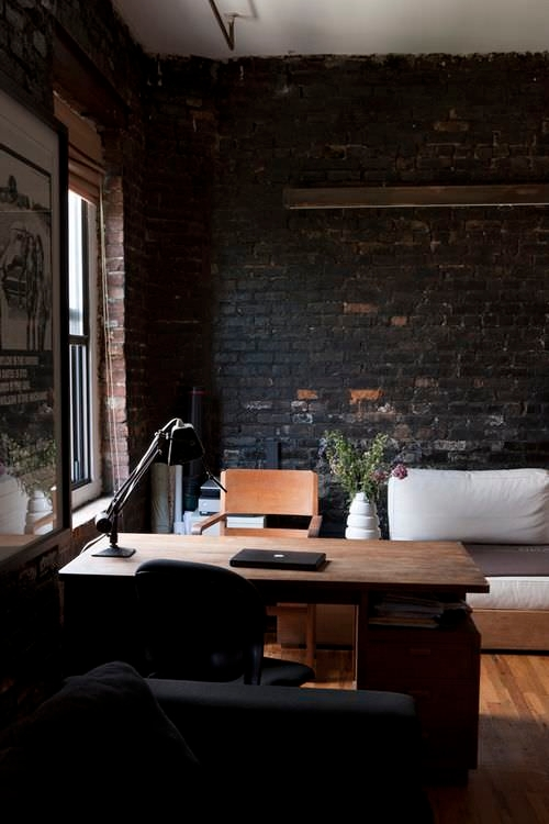 30 brick walls designs wall decor ideas design trends for Exposed brick wall living room ideas
