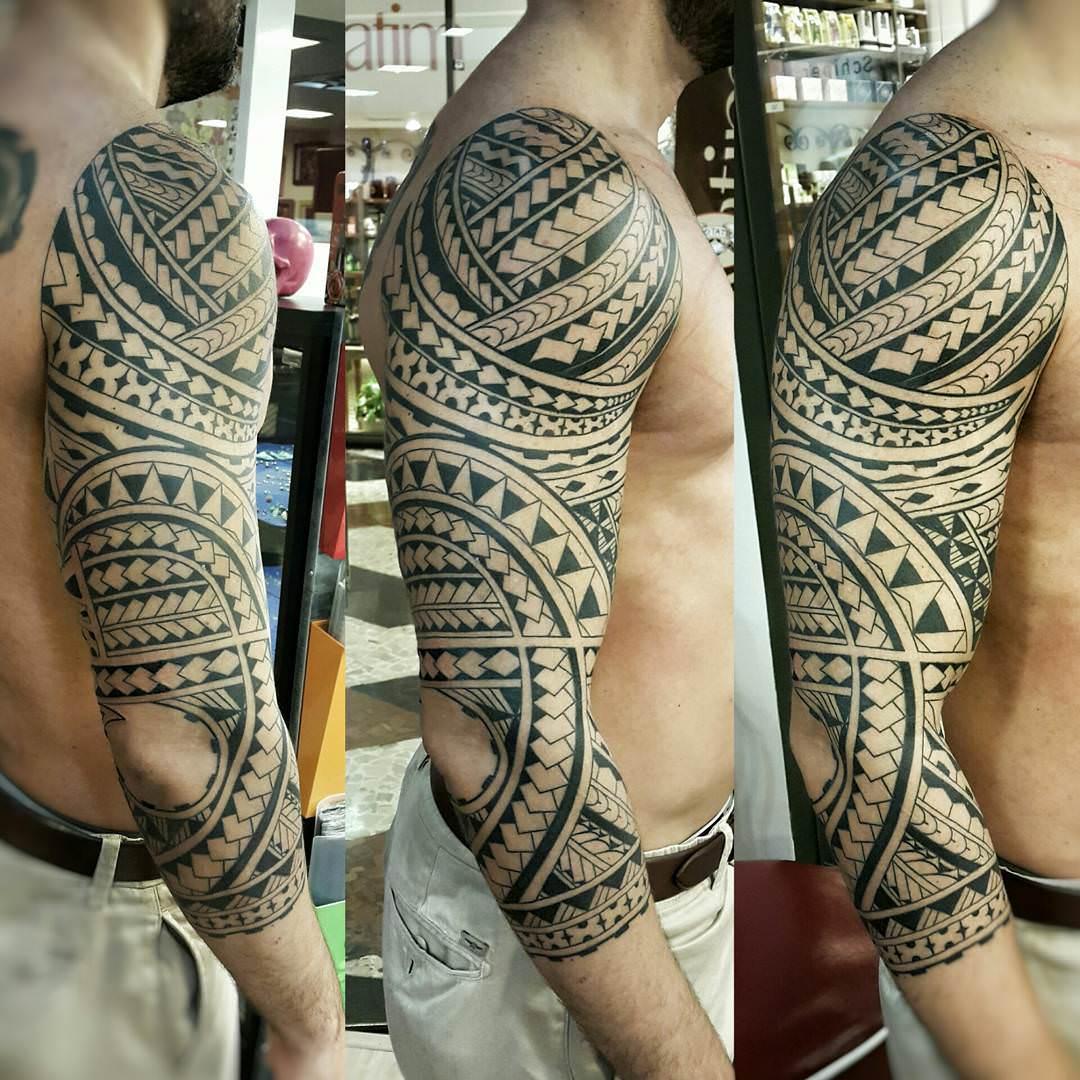 Best Polynesian Tattoo Designs, Ideas