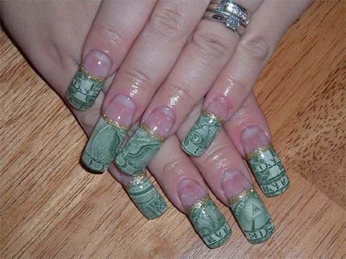 129 Acrylic Nail Art Designs Ideas