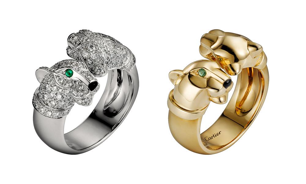panther rings