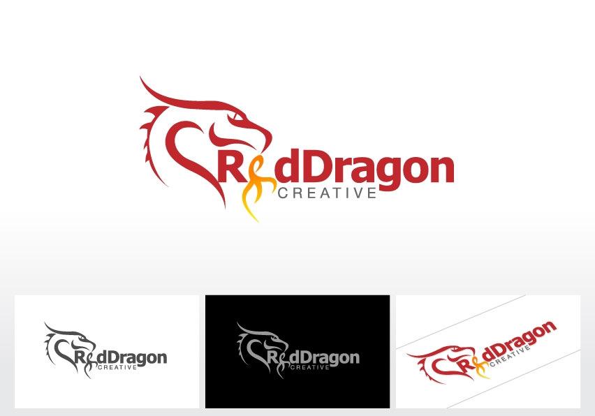 reddragon creative logo