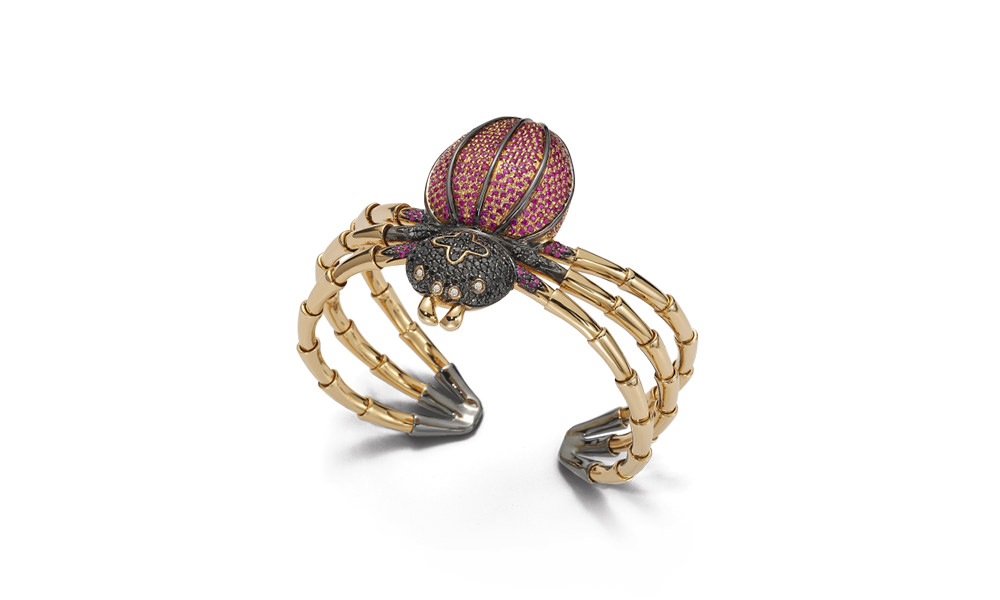 Spider-Ring