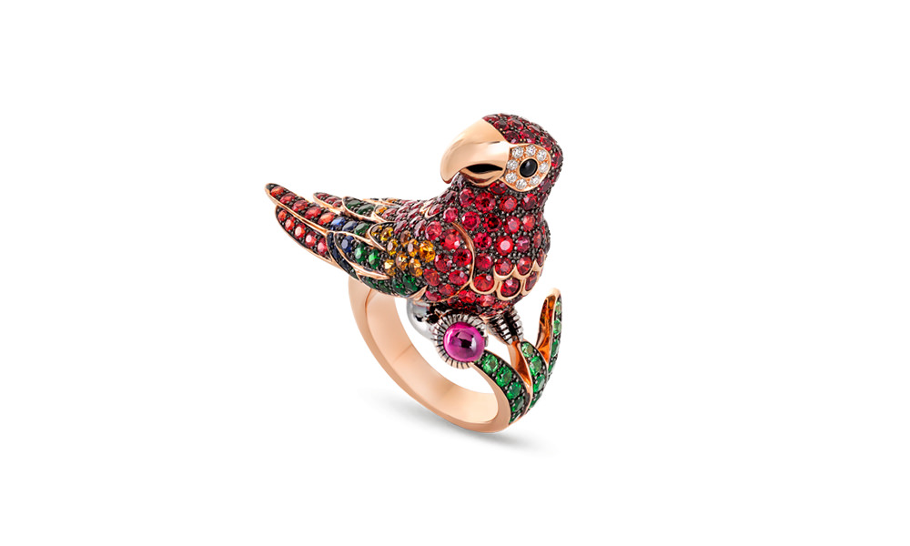 Parrot-Ring