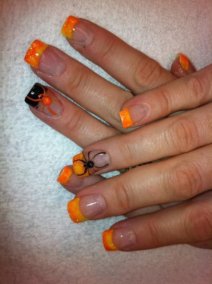 35+ Spring Nail Art, Designs, Ideas
