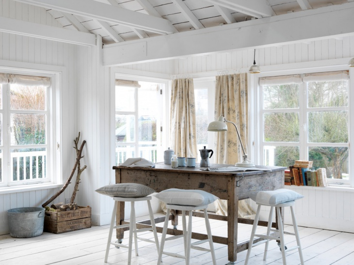 scandinavian Dining Room Interior