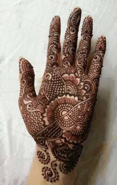Amazing Mehandi Designs