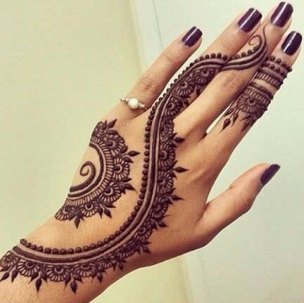 trend mehandi designs
