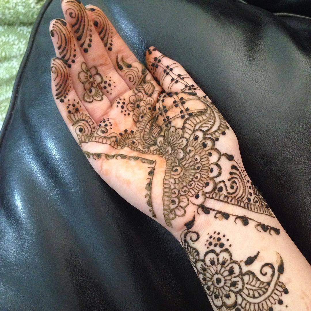 style mehandi designs