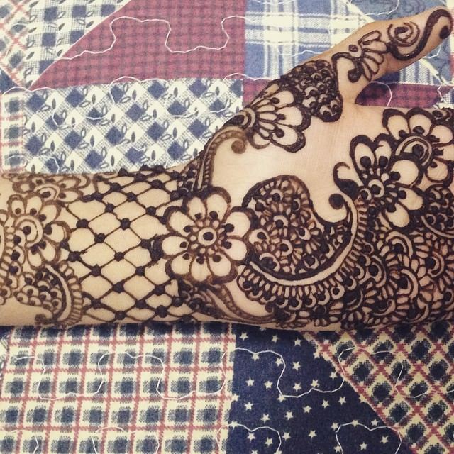 Wedding Art Mehandi Designs