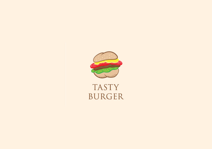Burger Logo Designs