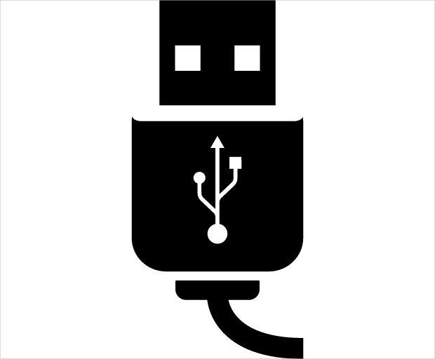 Universal USB Icon