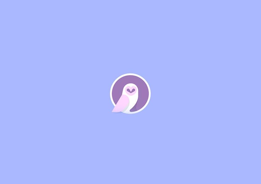 owl logo design2