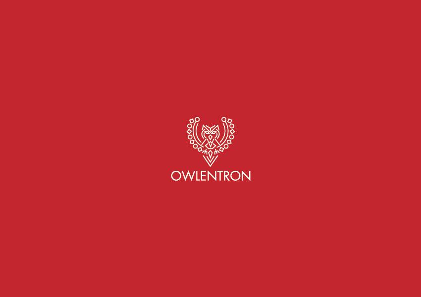 owl logo design11