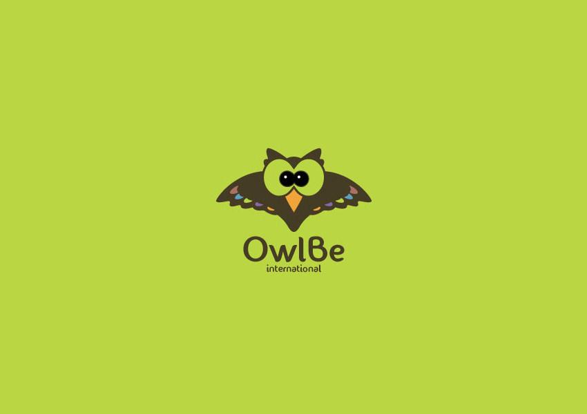 owl logo design14