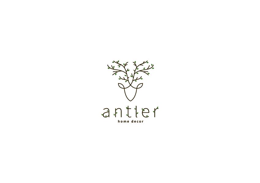 31  deer logo designs  ideas  examples
