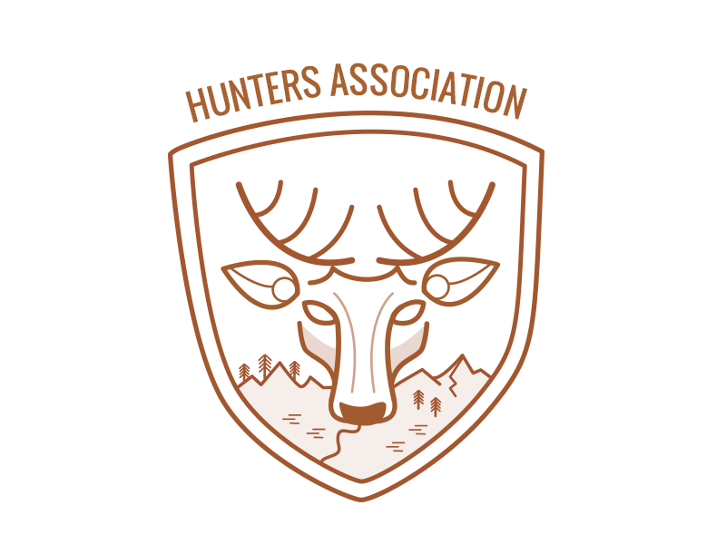 deer logo designs24