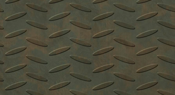 Iron Seamless Texture