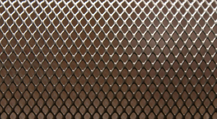 Brown Steel Texture