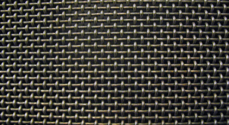 Steel Grid Seamless Texture