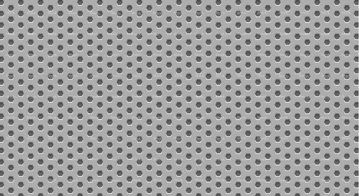 small metal mesh texture