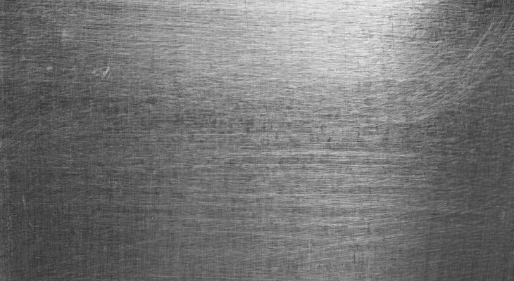 Scratched Metal Sheet Texture