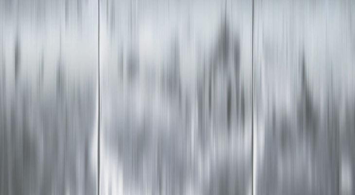Brushed Steel Sheet Texture