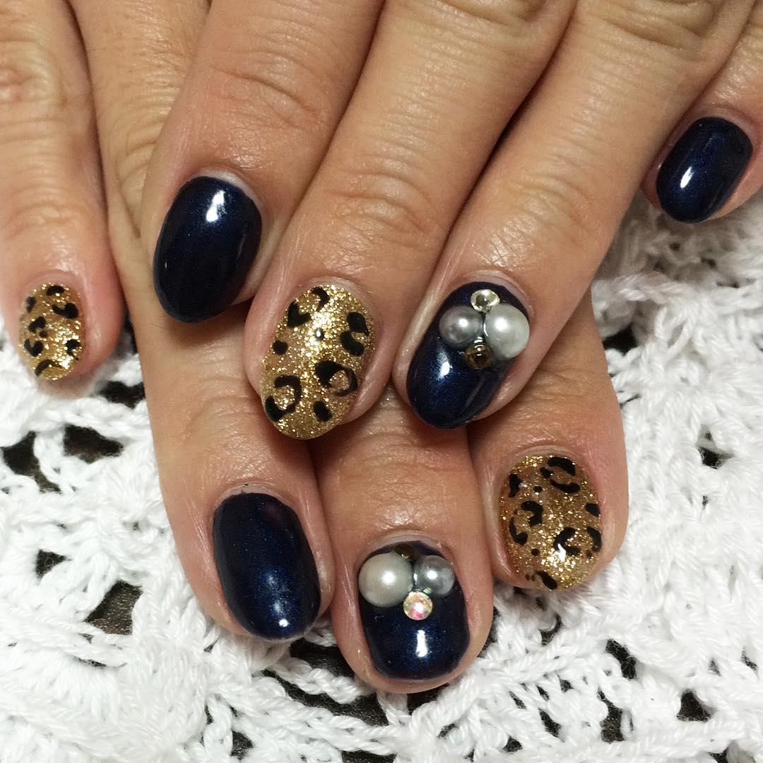 Mami Summer Nail Design
