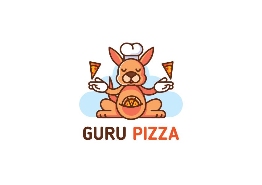 kangaroo logo designs15