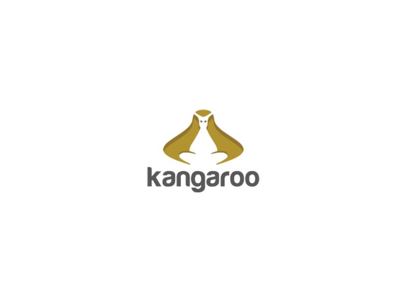 kangaroo logo designs35