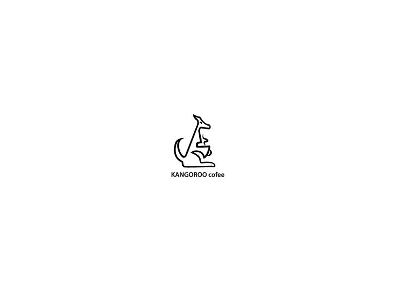 kangaroo logo designs38