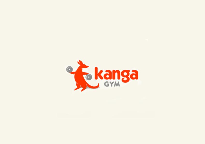 kangaroo logo designs41