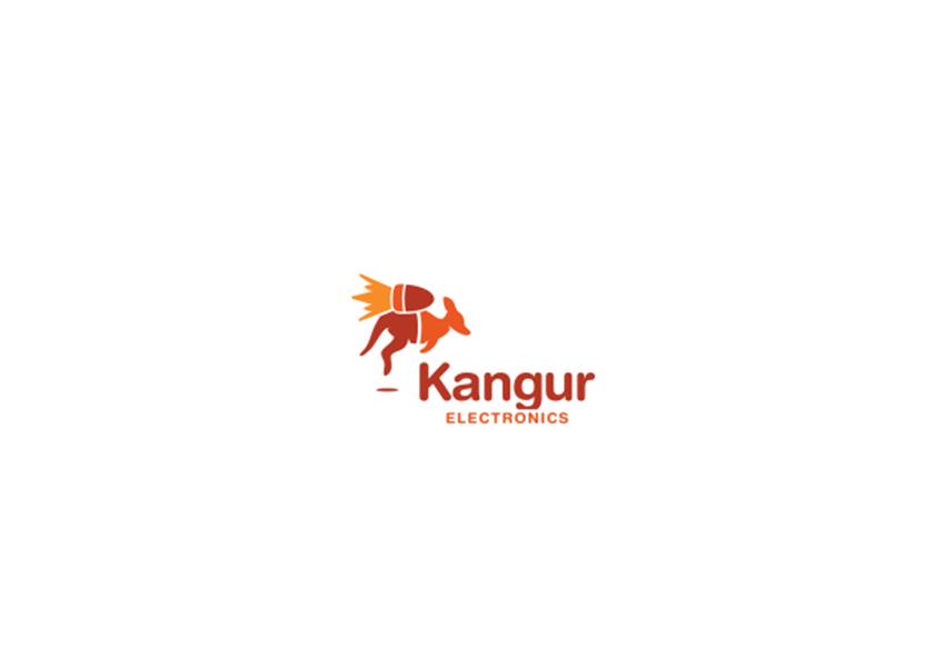 kangaroo logo designs42