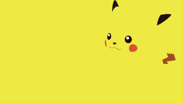 Cute Pikachu Background