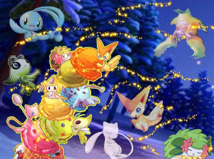 Cute Pokemon Clipart Image